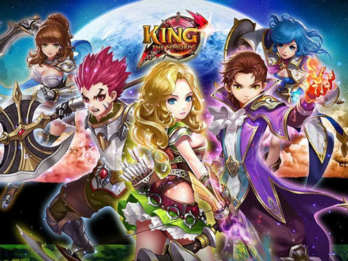 Download King: The MMORPG Android free game. Get full version of Android apk app King: The MMORPG for tablet and phone.