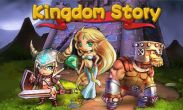 In addition to the game Exitium for Android phones and tablets, you can also download Kingdom Story for free.
