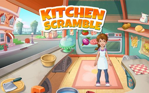 Download Kitchen scramble Android free game. Get full version of Android apk app Kitchen scramble for tablet and phone.