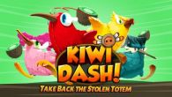 In addition to the game Ghostbusters Paranormal Blast for Android phones and tablets, you can also download Kiwi dash for free.