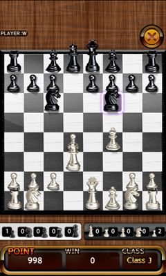 Screenshots of the The King of Chess for Android tablet, phone.