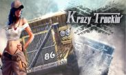 In addition to the game  for Android phones and tablets, you can also download Krazy Truckin for free.