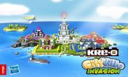In addition to the game Killer Bean Unleashed for Android phones and tablets, you can also download KRE-O CityVille Invasion for free.