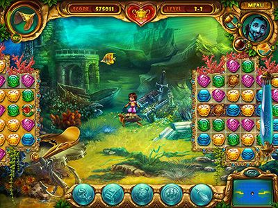 Screenshots of the Lamp of Aladdin for Android tablet, phone.