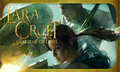 Screenshots of the Lara Croft: Guardian of Light  for Android tablet, phone.