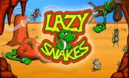 In addition to the game Where's My Water? for Android phones and tablets, you can also download Lazy Snakes for free.