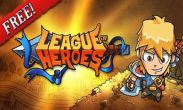 In addition to the game Dungeon Hunter 2 for Android phones and tablets, you can also download League of Heroes for free.
