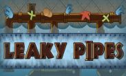 In addition to the game Flick Fishing for Android phones and tablets, you can also download Leaky Pipes for free.