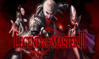 Screenshots of the Legend of Master 3 for Android tablet, phone.