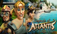 In addition to the game Dominoes Deluxe for Android phones and tablets, you can also download Legends of Atlantis Exodus for free.