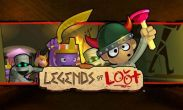 In addition to the game Wipeout for Android phones and tablets, you can also download Legends of Loot for free.