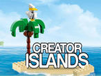 In addition to the game Little Galaxy for Android phones and tablets, you can also download LEGO Creator islands for free.