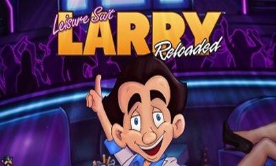 Screenshots of the Leisure Suit Larry Reloaded for Android tablet, phone.