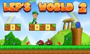 In addition to the game My Country for Android phones and tablets, you can also download Lep's World 2 for free.