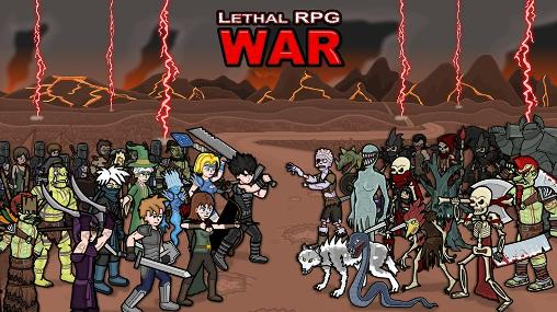 Download Lethal RPG: War Android free game. Get full version of Android apk app Lethal RPG: War for tablet and phone.