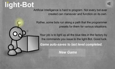 Download Light Robot Android free game. Get full version of Android apk app Light Robot for tablet and phone.