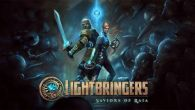 In addition to the game Talking Tom & Ben News for Android phones and tablets, you can also download Lightbringers: Saviors of Raia for free.