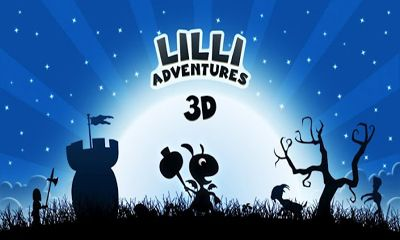 Screenshots of the Lilli Adventures 3D for Android tablet, phone.