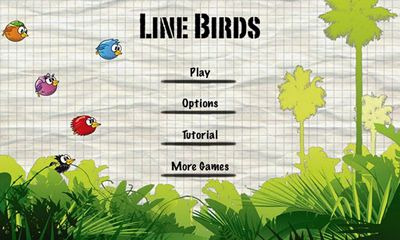 Download Line Birds Android free game. Get full version of Android apk app Line Birds for tablet and phone.