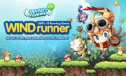 In addition to the game Bubble Maniac for Android phones and tablets, you can also download Line Wind Runner for free.