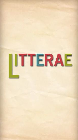 Download Litterae Android free game. Get full version of Android apk app Litterae for tablet and phone.