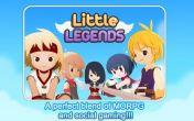 In addition to the game Virtual Table Tennis 3D for Android phones and tablets, you can also download Little legends for free.
