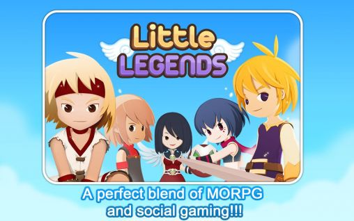 Download Little legends Android free game. Get full version of Android apk app Little legends for tablet and phone.