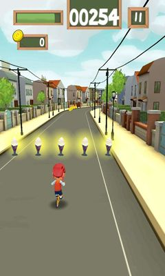 Screenshots of the Little Nick The Great Escape for Android tablet, phone.