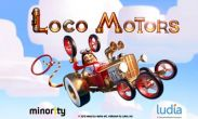 In addition to the game Sonic The Hedgehog for Android phones and tablets, you can also download Loco Motors for free.