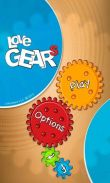 In addition to the game Fun Words for Android phones and tablets, you can also download Love Gears for free.