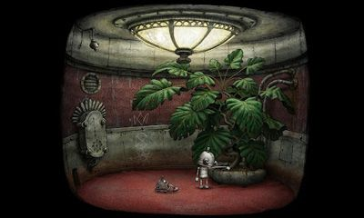 Screenshots of the Machinarium for Android tablet, phone.