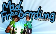 In addition to the game The Tribez for Android phones and tablets, you can also download Mad Freebording for free.
