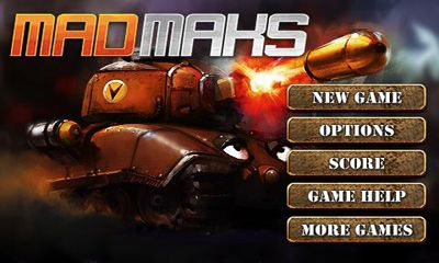 Screenshots of the Mad Maks 3D for Android tablet, phone.
