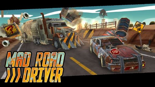 Download Mad road driver Android free game. Get full version of Android apk app Mad road driver for tablet and phone.