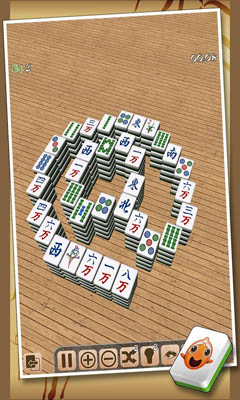 Screenshots of the Mahjong 2 for Android tablet, phone.