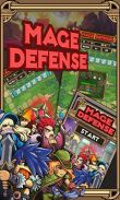 In addition to the game Hangman for Android phones and tablets, you can also download Mage Defense for free.