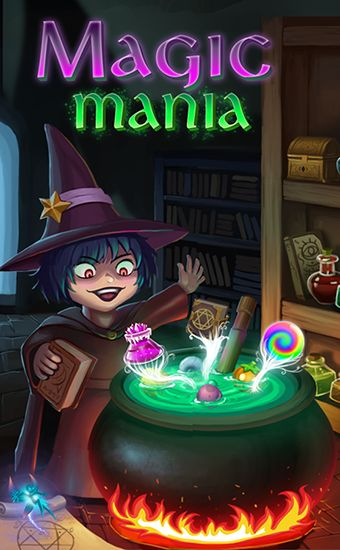 Download Magic mania Android free game. Get full version of Android apk app Magic mania for tablet and phone.