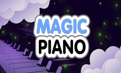 Screenshots of the Magic Piano for Android tablet, phone.