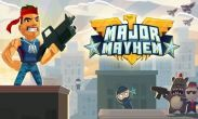 In addition to the game Ninja Revenge for Android phones and tablets, you can also download Major Mayhem for free.