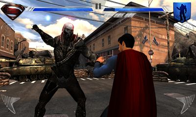 man of steel game apk
