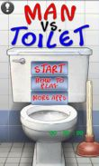 In addition to the game Flying Fox for Android phones and tablets, you can also download Man vs Toilet for free.