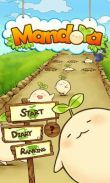 In addition to the game Gingerbread Run for Android phones and tablets, you can also download Mandora for free.