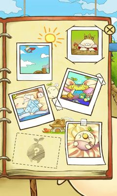 Screenshots of the Mandora for Android tablet, phone.