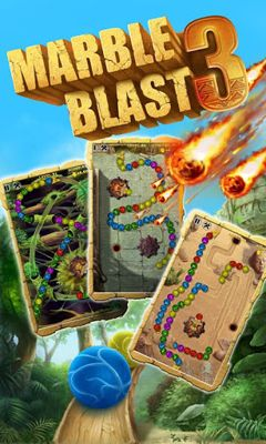 Screenshots of the Marble Blast 3 for Android tablet, phone.