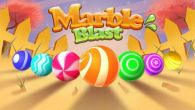In addition to the game Cut the rope: Holiday gift for Android phones and tablets, you can also download Marble blast by gunrose for free.