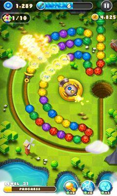 Marble Blast Saga Android Apk Game Marble Blast Saga Free