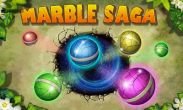 In addition to the game One touch Drawing for Android phones and tablets, you can also download Marble Saga for free.