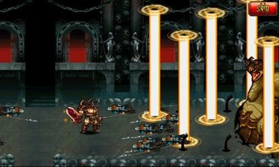 Screenshots of the Mars of Legends for Android tablet, phone.