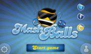 In addition to the game Construction City for Android phones and tablets, you can also download Mashballs for free.