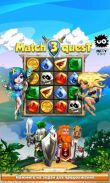 In addition to the game Championship Motorbikes 2013 for Android phones and tablets, you can also download Match 3 Quest for free.